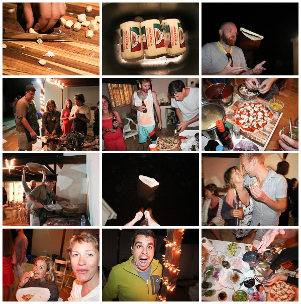Shapeshift Year End Pizza Party